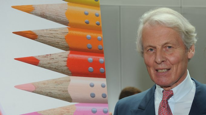 Der weltgrößte Bunt- und Bleistifthersteller Faber-Castell trauert um seinen langjährigen Chef, Graf Anton-Wolfgang.