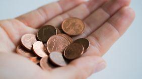 Geld-Pioniere vom Niederrhein: Kleve verbannt kleine Cent-Münzen aus den Geschäften