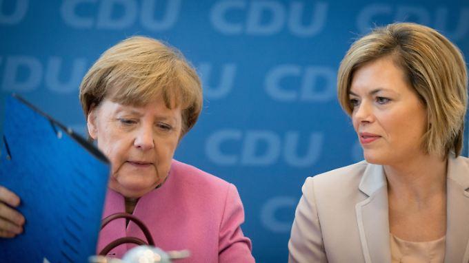 Wachsender Widerstand gegen Merkel: Klöckner bringt Tageskontingente für Flüchtlinge ins Spiel