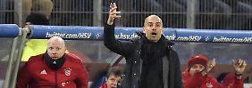 + Fußball, Transfers, Gerüchte +: FC Bayern bezahlt Sieg in Hamburg teuer