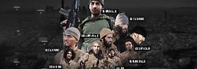 Offenbar Anschläge vereitelt: IS feiert Pariser Attentäter in Video