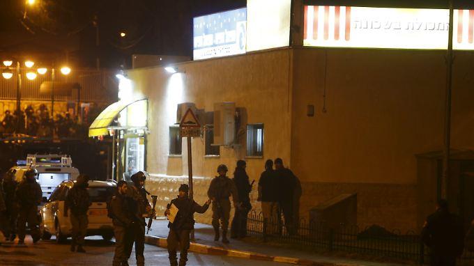 Der Angriff passierte in Beit Horon nahe Jerusalem.