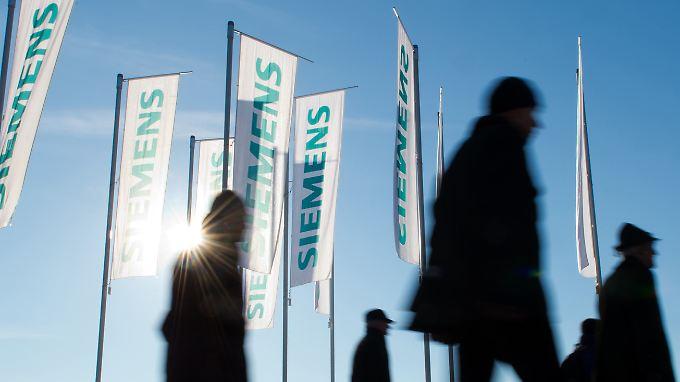 Kauf von US-Softwarefirma: Siemens' Quartalszahlen übertreffen die Erwartungen