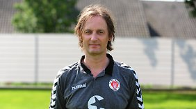 Er ist für die Gesundheit der Kicker von St. Pauli verantwortlich: Hauke Mommsen.