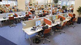 Auch wenn Fremde keinen Zutritt zum Büro haben, sollte man Wertsachen besser nicht unbeaufsichtigt lassen.