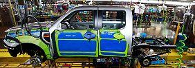"Takata-Bauteile im ""Ranger"": Airbag-Vorfall alarmiert Ford"