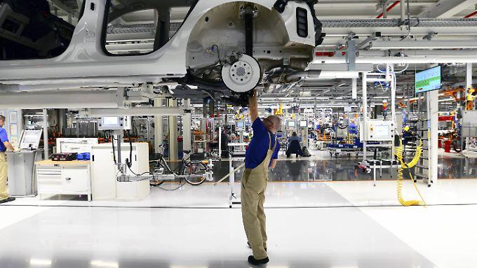 Nicht nur bei VW will die EU-Kommission künftig genau hinschauen.