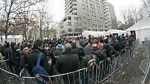 Bestechung am Lageso?: Polizei durchsucht Berliner Flüchtlingsamt