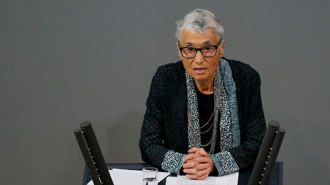 Ruth Klüger emigrierte nach dem Krieg in die USA.
