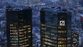 Einer von vielen Dämpfern: Deutsche Bank rasselt beim US-Stresstest durch