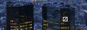 Investmentbanking schwächelt: Deutsche Bank verliert im Kerngeschäft