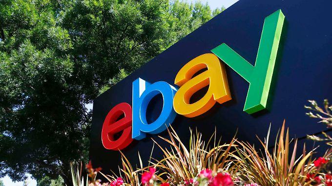 Ebay macht im Weihnachtsgeschäft nicht besonders gute Geschäfte.