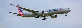 """Zunehmende Anzahl Kranker"": Passagierjet kehrt über dem Atlantik um"