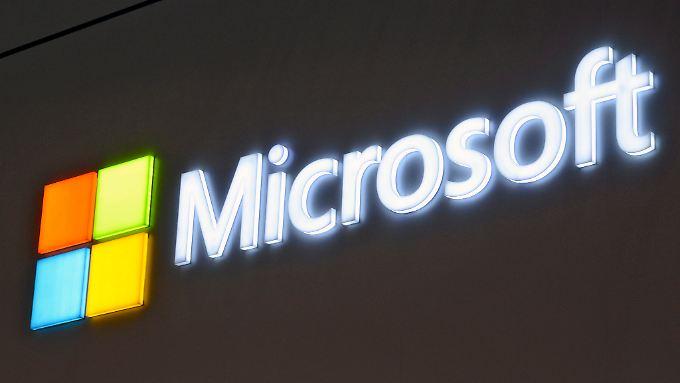 Kommt mit der Neuausrichtung voran: Microsoft