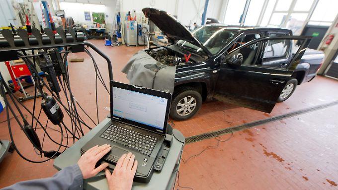 Amarok macht den Anfang: So läuft die Rückrufaktion bei VW ab