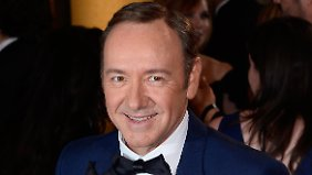Kevin Spacey bekam für seine Rolle unter anderem einen Golden Globe.