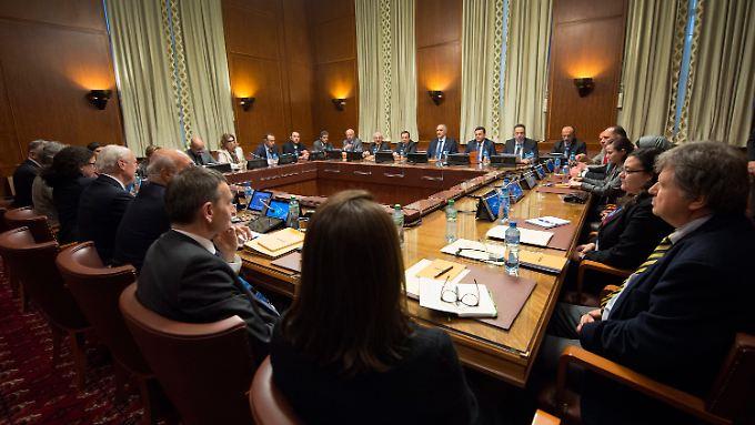 Unter bestimmten Bedingungen: Syrische Opposition nimmt doch an Friedensgesprächen teil