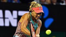 Doch in diesem Jahr war Angelique Kerber stärker als die große alte Dame des Tennis.