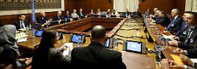 Syrien-Verhandlungen in Genf: Opposition droht mit Abbruch der Gespräche