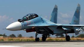 Ignoriert Bomber Warnungen?: Türkei wirft Russland erneut Verletzung des Luftraums vor