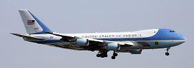 Die alternden 747-Jets sollen abgelöst werden.