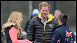 Promi-News des Tages: Prinz Harry soll mit Model anbändeln