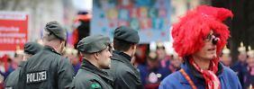Vorsorge für die tollen Tage: Das Sicherheitskonzept für Karneval steht