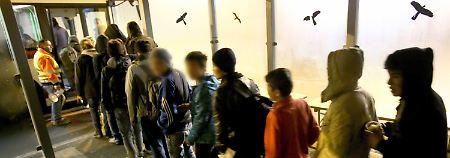 An deutschen Grenzen: Minderjährige Flüchtlinge abgewiesen