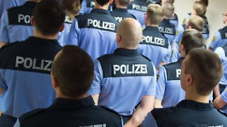 Umstrittene Notlösung: Sachsen bildet Wachpolizisten in Schnellkursen aus