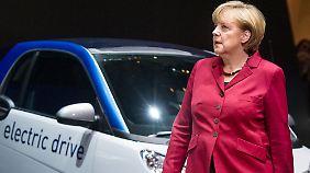 Diskussion um 5000 Euro Kaufprämie: Autoindustrie trifft Bundesregierung beim Elektrogipfel