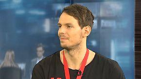 """Europameister Häfner im Interview: """"Werden alles dafür tun, um bei Olympia gut abzuschneiden"""""""