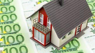 n-tv Ratgeber: Bei Baufinanzierung lauern viele Fallen