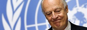"""""""Viel erreicht"""" bei Syrien-Gesprächen?: Diplomaten ziehen positive Zwischenbilanz"""