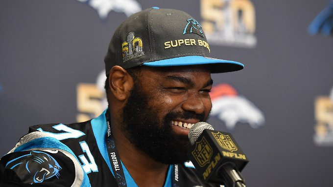 "Michael Oher fand den Film ""The Blind Side"" nie gut."