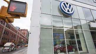 Drittes Minus in Folge: Verkaufszahlen von VW brechen in den USA weiter ein