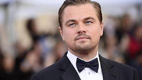 Leonardo DiCaprio will den Oscar unbedingt gewinnen. Foto: Paul Buck