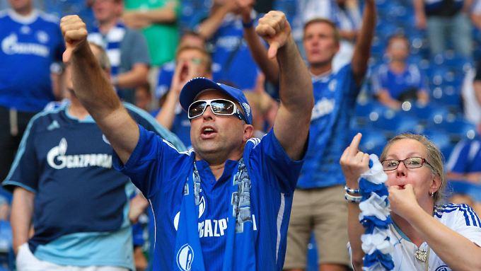 Könnte ungemütlich werden für Julian Draxler auf Schalke.