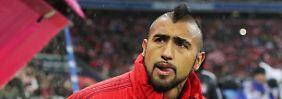 Alkohol-Eskapaden und Übergewicht?: Vidal kämpft gegen seinen zweifelhaften Ruf