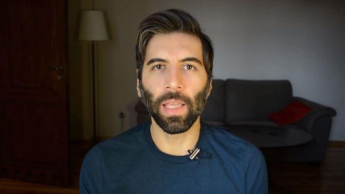 """Daryush Valizadeh ist der Gründer der Website Return of Kings. Seine Haupteinnahmequelle sind Workshops, in denen er länderspezifisch erklärt, wie man das """"Nein"""" einer Frau überwindet."""
