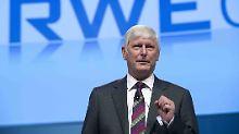 Milliardenabschreibung geplant: Rolf Schmitz wird wohl neuer RWE-Chef
