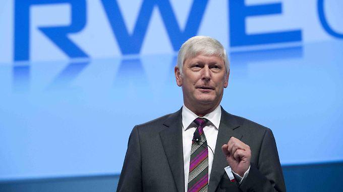 Dem Bericht zufolge übernimmt Rolf Schmitz den Chefposten bei RWE.