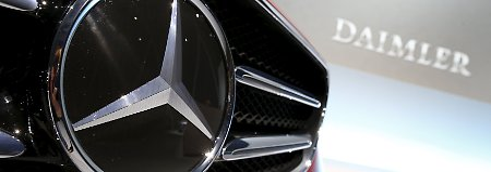 Lukrative Long-Hebelprodukte: Daimler-Aktie mit Potenzial