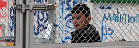 Massenflucht aus Syrien erwartet: Berlin schickt Athen Hilfe für Grenzschutz