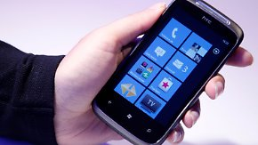 Konzernniedergang stoppen: Windows Phone 7 ist da