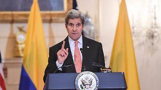 Großoffensive gegen Zivilisten: Kerry macht Russland und Syrien schwere Vorwürfe