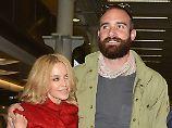 Erst seit vier Monaten zusammen: Kylie Minogue trägt verräterischen Ring