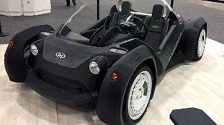n-tv Ratgeber: Flugzeug- und Autobauer setzen auf 3D-Drucker
