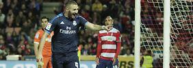 ++ Fußball, Transfers, Gerüchte ++: Madrid verfolgt weiter Barcelona