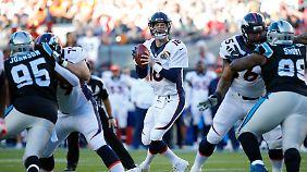 Broncos' Quarterback Peyton Manning.