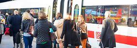 Wo Kegelclubs wüten: So nervig kann Bahn fahren sein